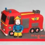 fireman-sam-cake