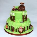 gruffalo-cake