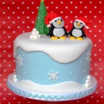 penguin-christmas-cake