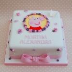 peppa-christening-cake