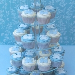 train-christening-cupcake-tower