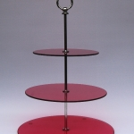 3-tier-pink-glass-stand
