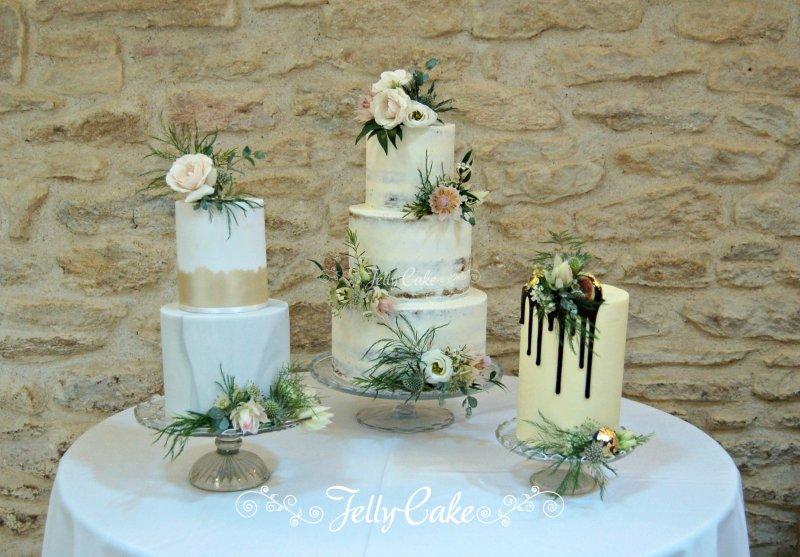 Rustic Cake Trio 2 - Logo