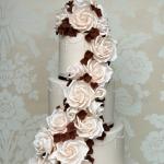 Ivory Rose Cascade 3