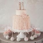 pink-ruffles-wedding-cake