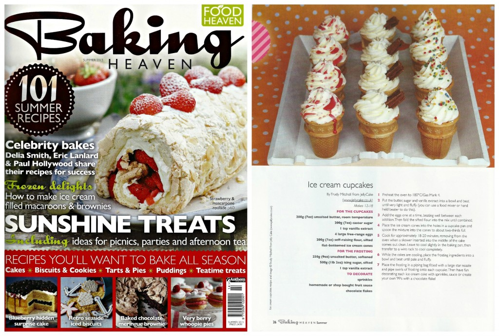 Baking Heaven Collage Summer13