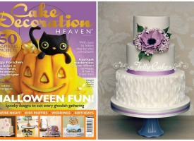 Cake Decoration Heaven Autumn14 - Collage