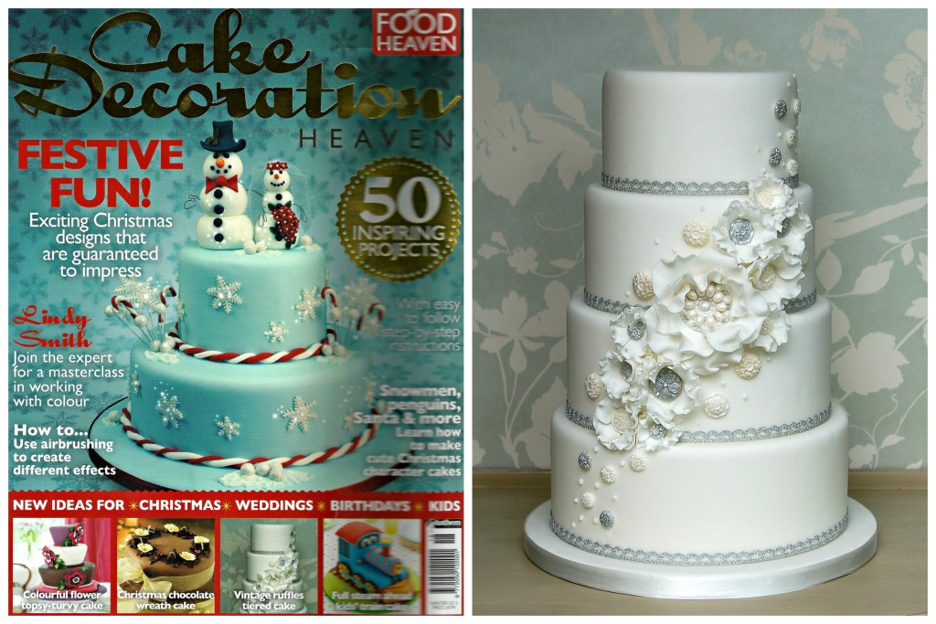 Cake Decoration - Winter2013 Collage2