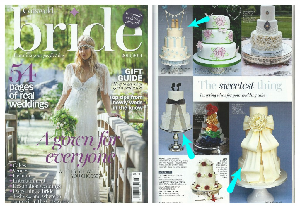 Cotswold Bride 1314 Collage