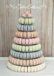 Pastel Macaron Tower 1 - Flickr