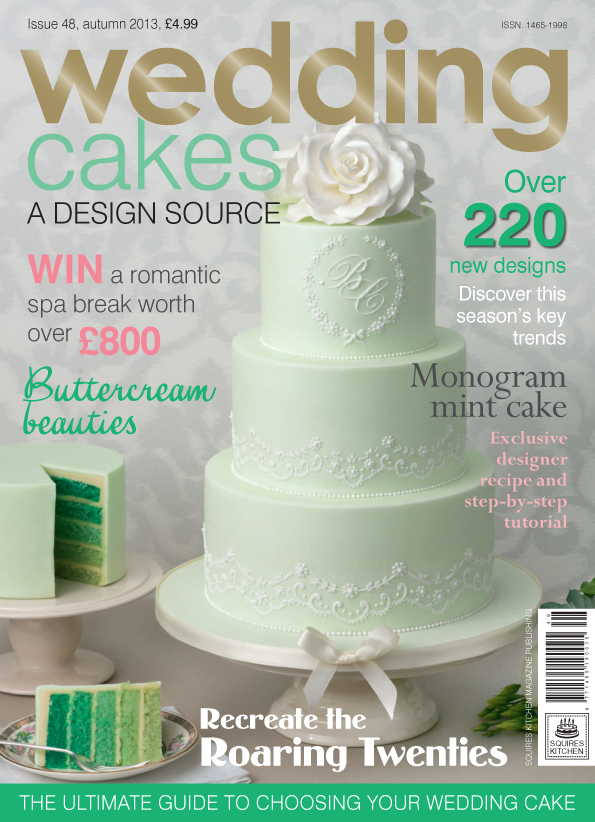 Wedding Cakes - Autumn13