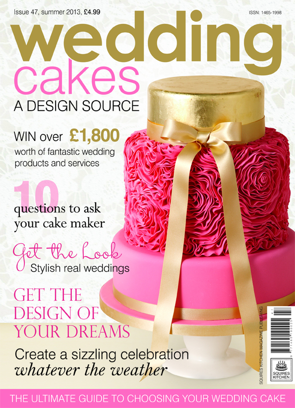 Wedding Cakes - Summer13
