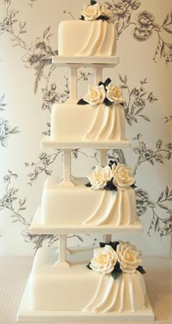 About JellyCake Creates Bespoke Wedding Cakes