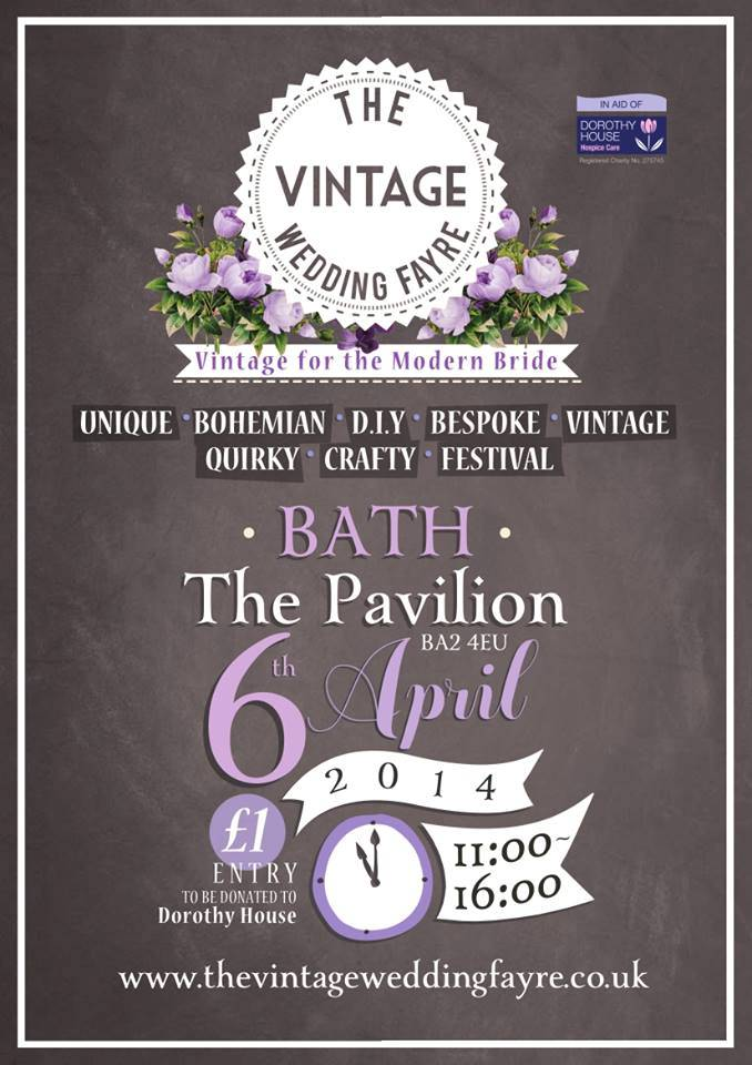 Bath Vintage Wedding FAyre