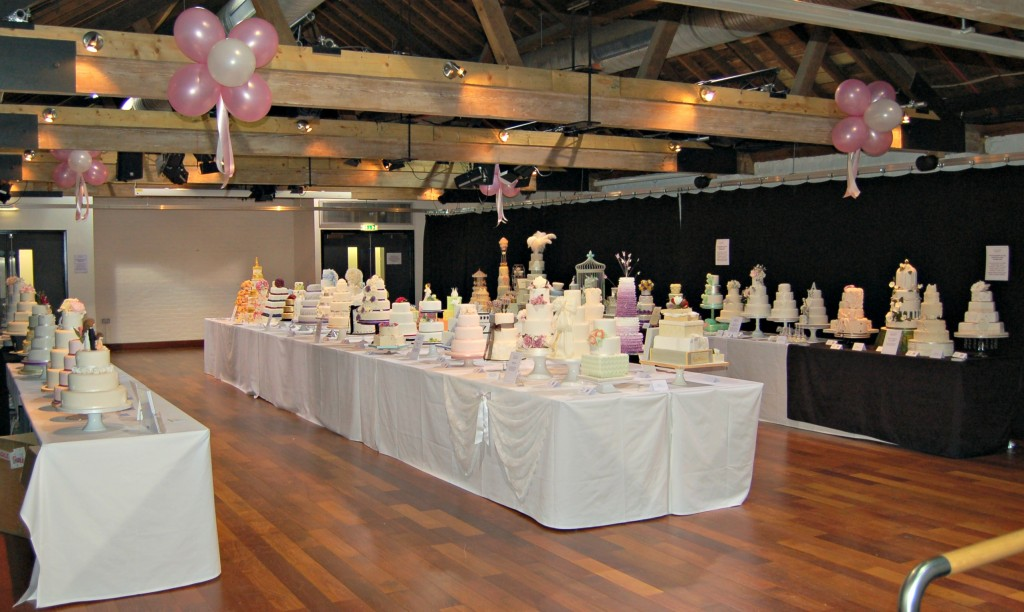 Wedding Cake Showroom 2013