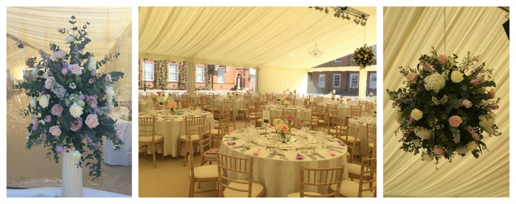 Marlborough College Wedding