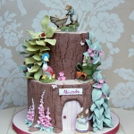Tree Trunk CCake 3