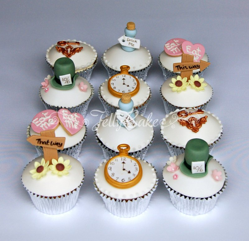 Cupcakes And Mini Cakes Jellycake